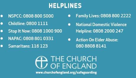 Safeguarding at Jesus Church